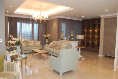 Cho thuê căn hộ diện tích 267m2 tại tòa L Ciputra 11