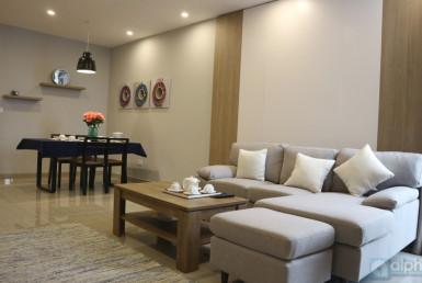 Cho thuê căn hộ 3 phòng ngủ nội thất đẹp tại Ciputra Hà Nội 11
