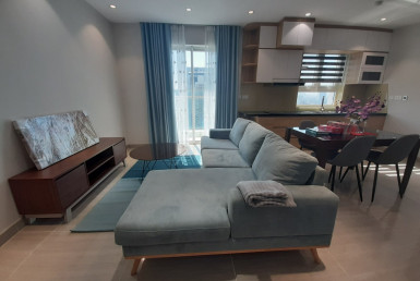 Căn hộ 2 phòng ngủ nội thất đẹp cho thuê tại Ciputra Hà Nội 9