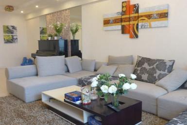 Căn hộ nội thất đẹp hiện đại cho thuê tại tòa P Ciputra Hà Nội 2